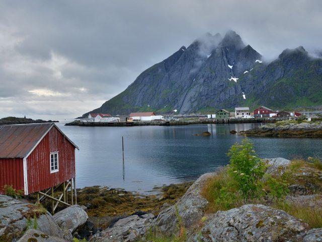 Norwegen: Bergensk Fiskesuppe – Fischsuppe