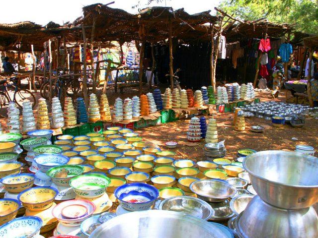 Burkina Faso: Maan Nezim Nzedo – Fischeintopf